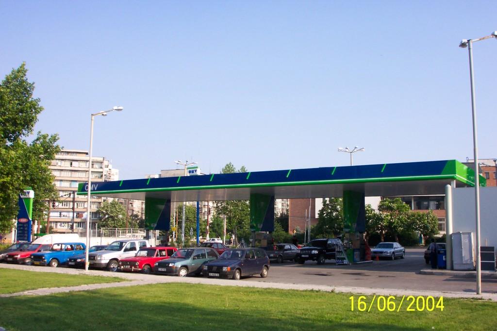 Бензиностанция OMV - гр. Ямбол