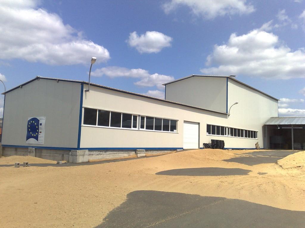 Завод за пелети - гр.Айтос-1