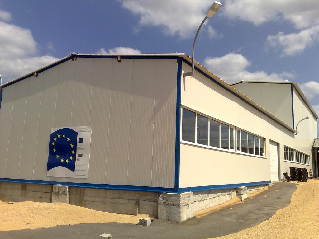 Завод за пелети - гр.Айтос-2