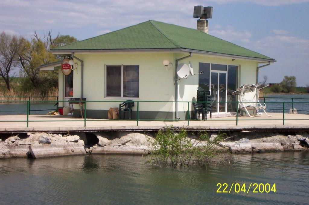 Риболовен комплекс-Овчарица-