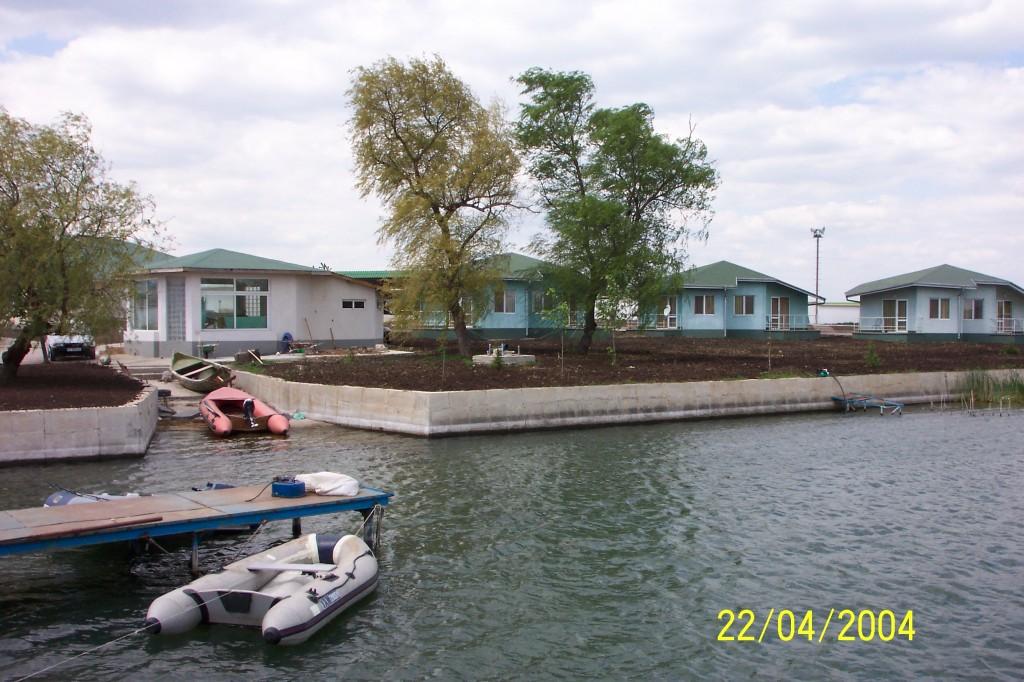 Риболовен комплекс-Овчарица