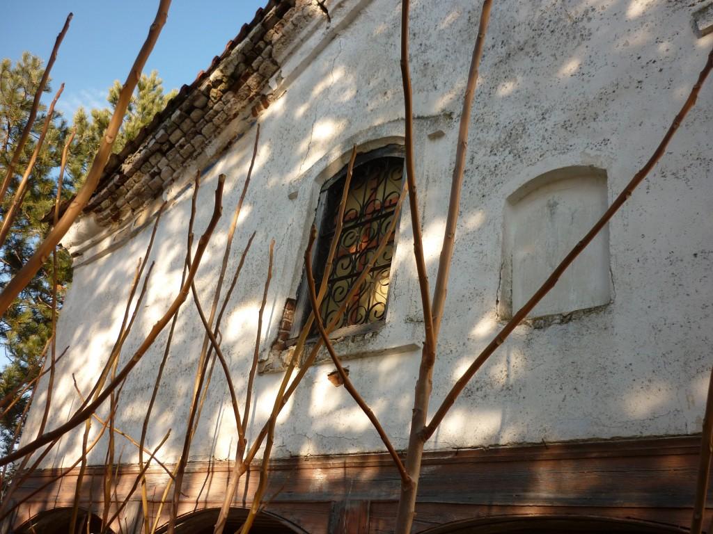 Църква Голямо Крушево преди реконструкцията