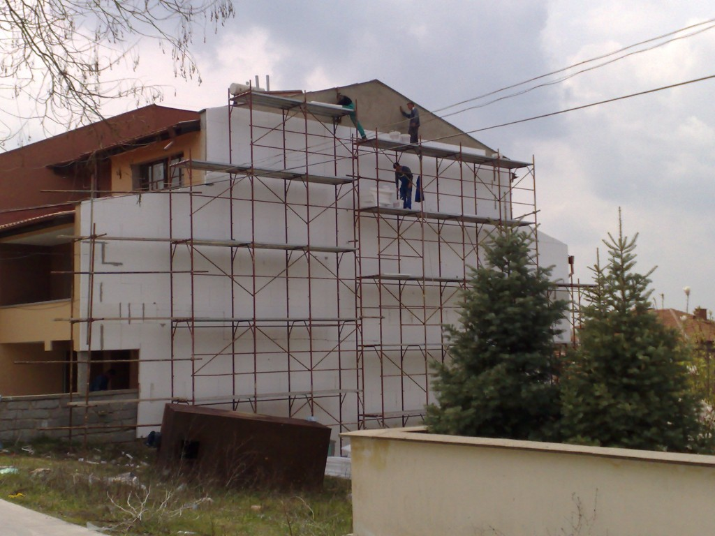 Жилищна сграда-гр.Ямбол-ул.Боровец-21