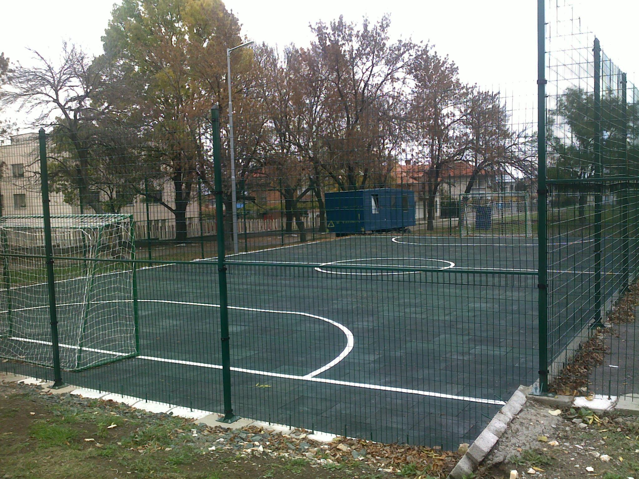 Карнобат спортна площадка