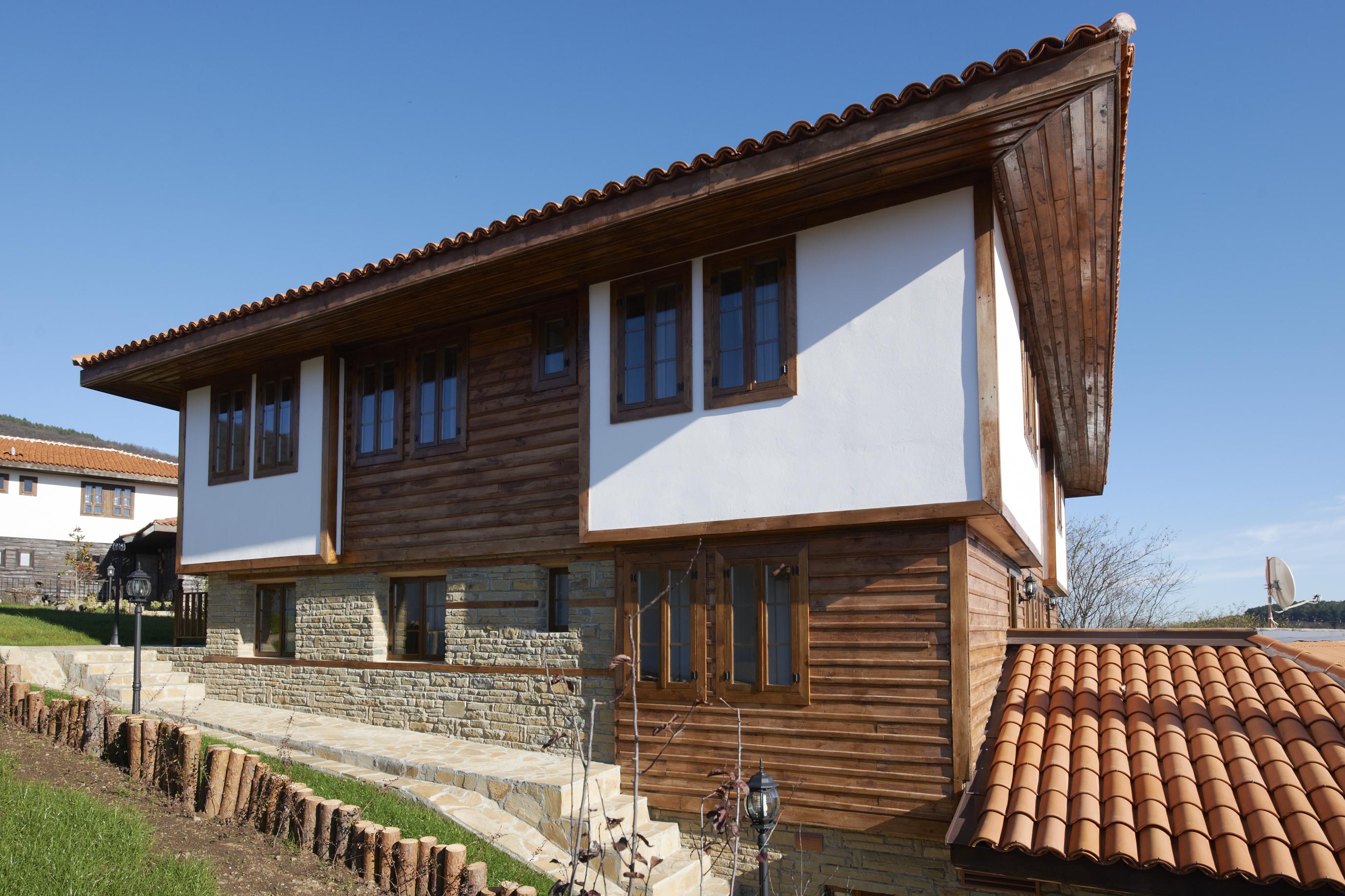 Къщи за гости Старо бърдо
