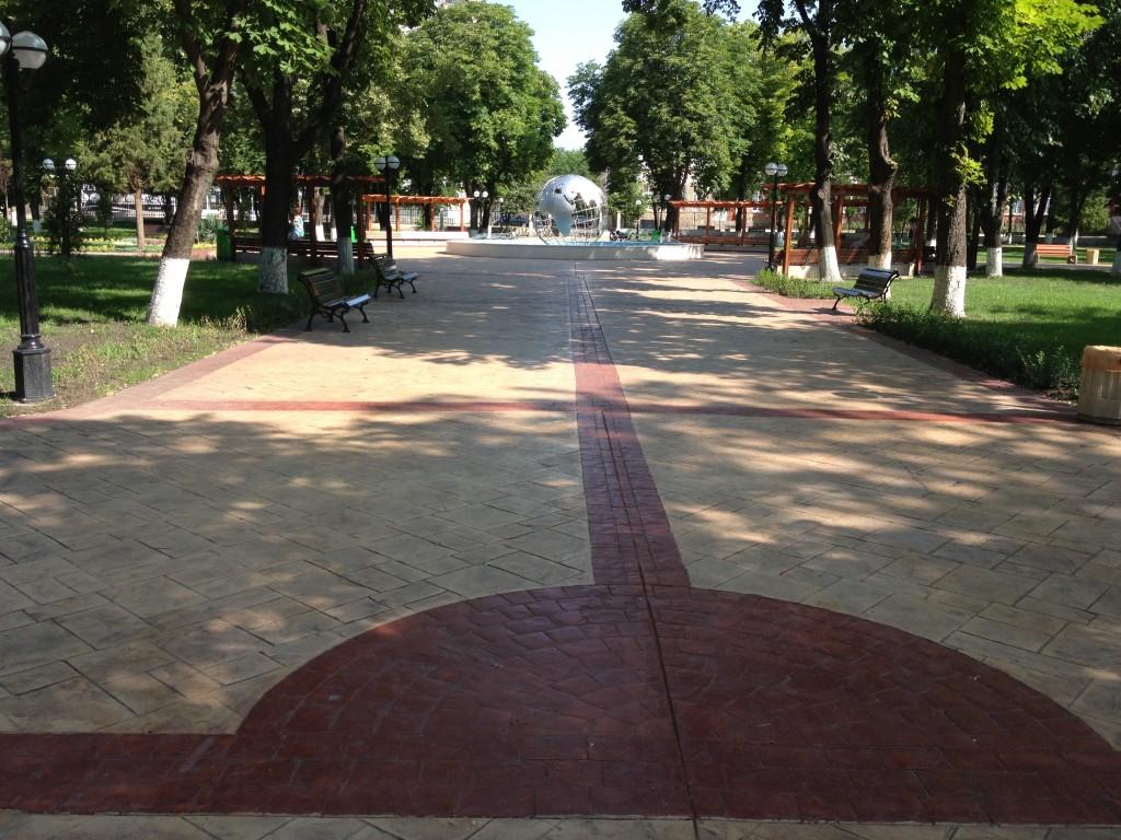 Парково строителство-гр.Нова-Загора