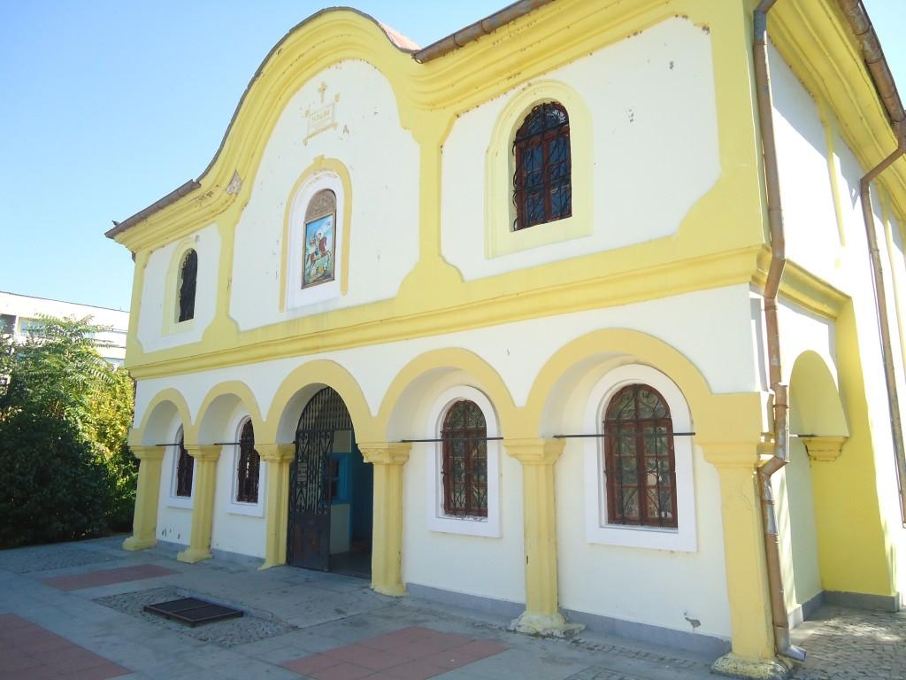 Църква Елхово преди реконструкцията