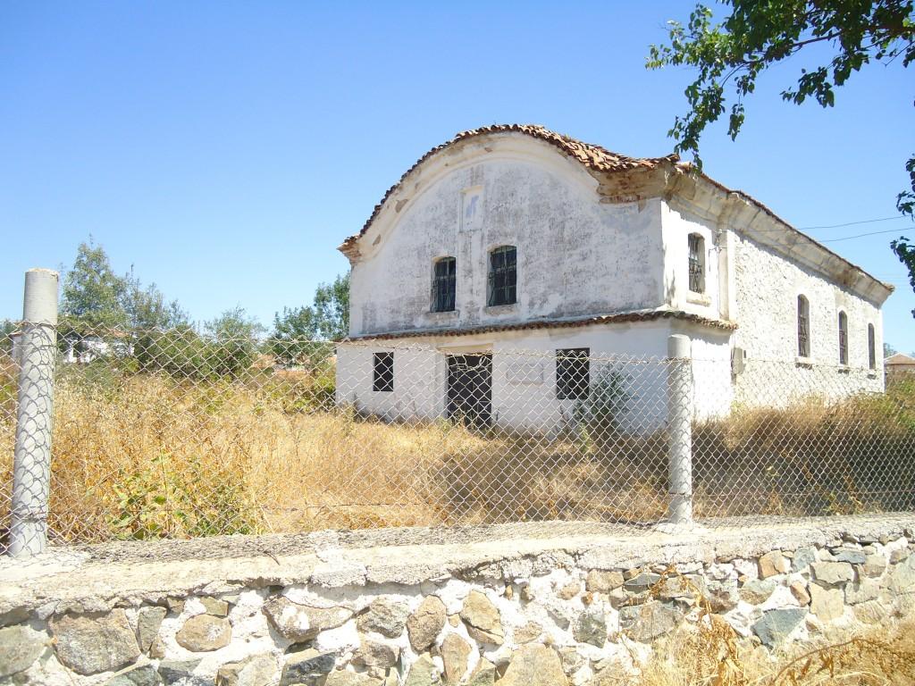 Църква с. Малко Шарково преди реконструкцията