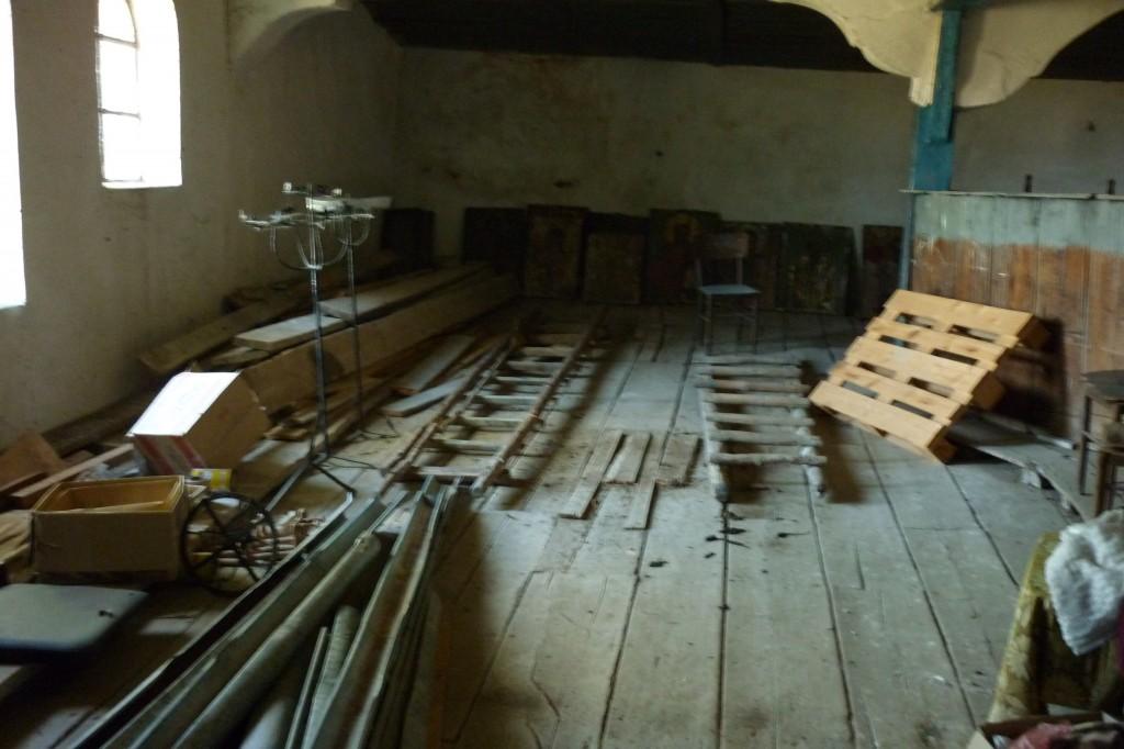 Църква село Малък Манастир-преди реконструкцията