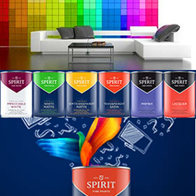 Spirit Adventure Colors
